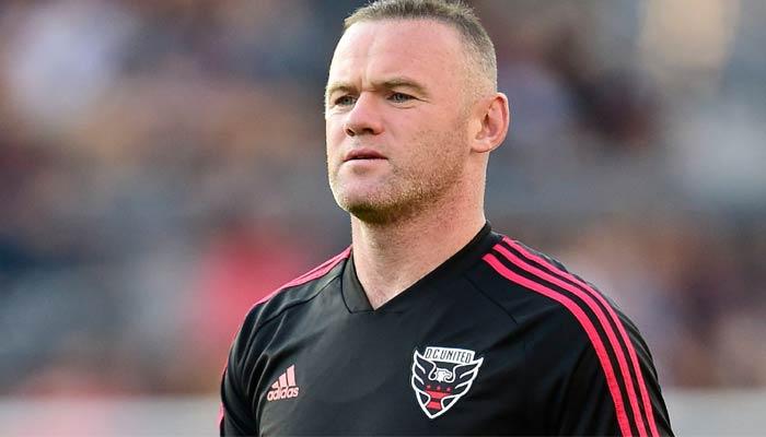 Rooney Bicycle Kick