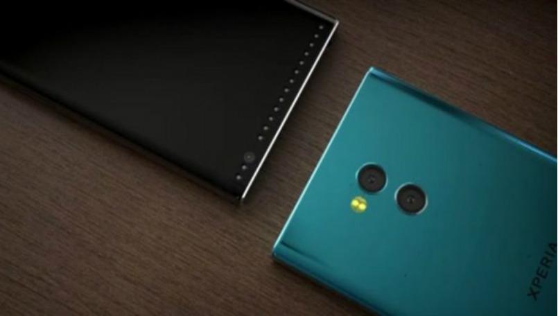 Sony Xperia H8266 aka Sony Xperia XZ2