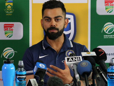 Virat Kohli betting on wrist spinners for the India vs South Africa ODI series