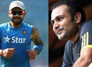 Virender Sehwag Compares Virat Kohli To A Former Indian Captain