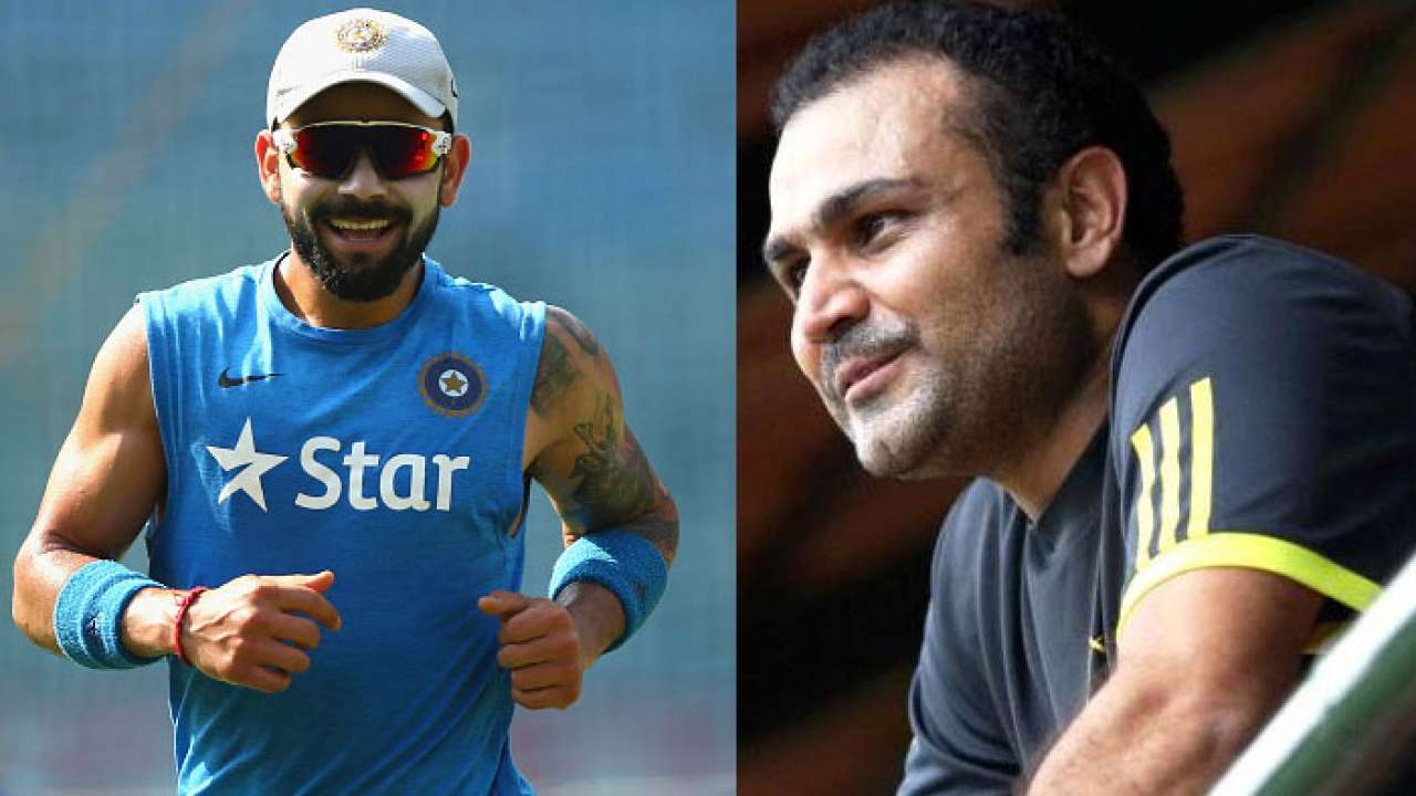 Virender Sehwag Compares Virat Kohli To A Former Indian Captain