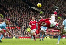 Manchester United's Derby Memories: Wayne Rooney's Bicycle Kick
