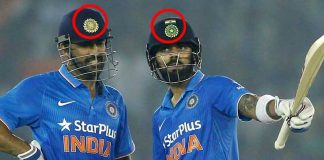 Why MS Dhoni's Helmet Doesn't Sport The Indian Flag? Here Is A Theory