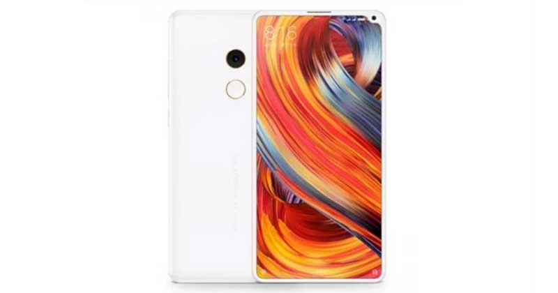 Xiaomi Mi Mix 2S Might Come With In-Display Fingerprint Scanner