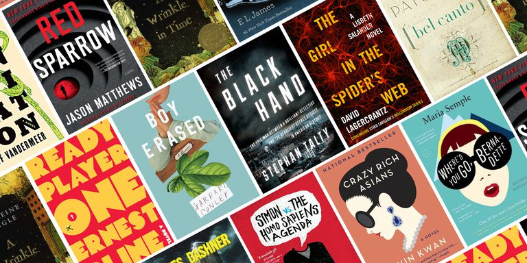 10 Books To Movie Adaptation In 2018 That You Need To Read Before