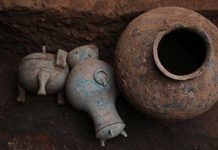 A 2000-Year-Old Vintage Wine Was Recently Found In China