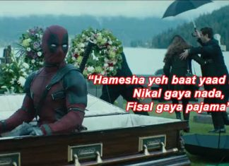 Deadpool 2 Hindi Trailer