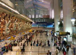Delhi's IGI Airport Named The Best Airport In The World