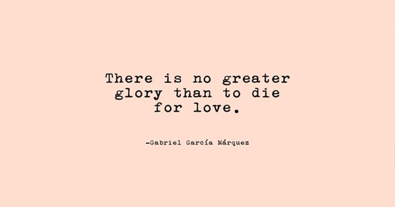 Some Of The Most Profound Gabriel García Márquez Quotes For