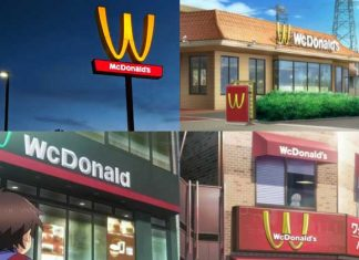 McDonald's Flips Its M To W For Women's Day