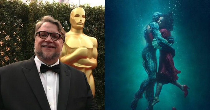 Oscars 2018 Winners Shape of water