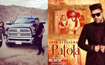 Patola Song Blackmail Guru Randhawa Irrfan Khan Bohemia