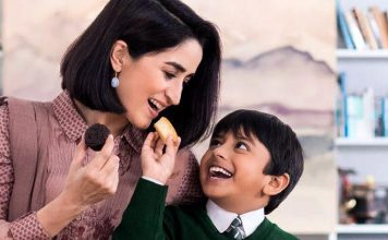 Peek Freans Cake Up Pakistani Ad