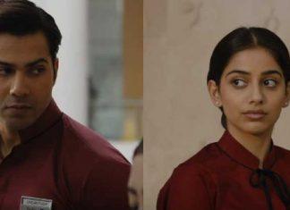 arun Dhawan and Banita Sandhu