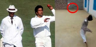 This Little Kid Bowls Like Wasim Akram And His Identical Actions Will Leave You In Splits!