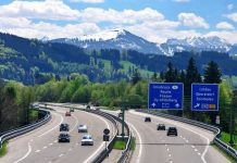 German Autobahns Highway