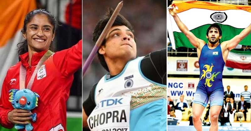 Haryana's CWG Medalists