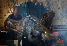 Jurassic World Fallen Kingdom Trailer: The Kingdom Is Literally Falling Apart