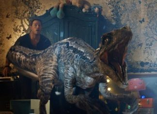 Jurassic World Fallen Kingdom Trailer: The Kingdom Is Literally Falling Apart