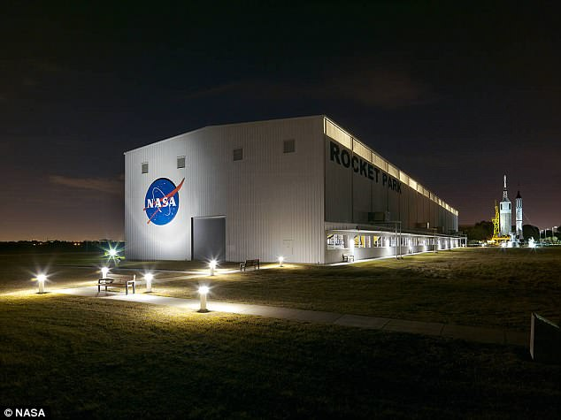 NASA at Johnson Space Center