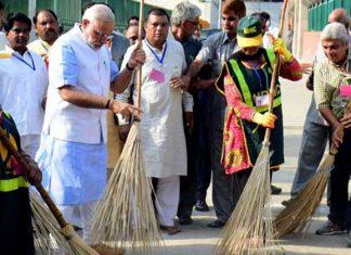PM Modi Swachh Bharat Abhiyan Summer Internship