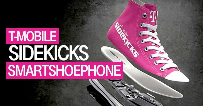 T-Mobile - Smartphone Sneakers