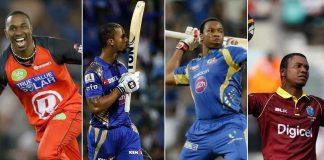 West Indies Talents in IPL 2018