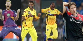 Top 6 All Rounders In IPL 2018