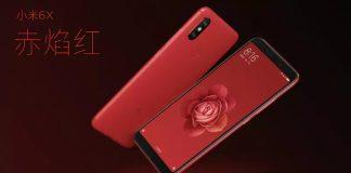Xiaomi Mi 6X specifications