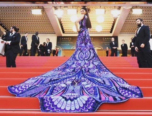 Aishwarya Rai Bachchan Cannes 2018 Fil Festival