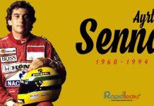 Ayrton Senna da Silva- 1961-1994