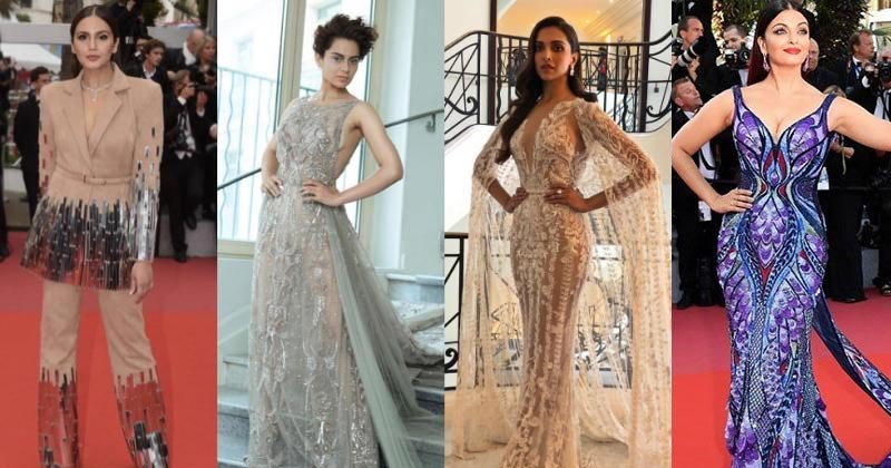 Bollywood beauties at Cannes Film Festival 2018