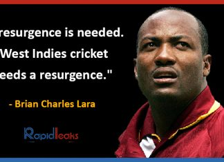 Brian Lara quotes