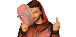 Deadpool 2 Hindi Ranveer Singh