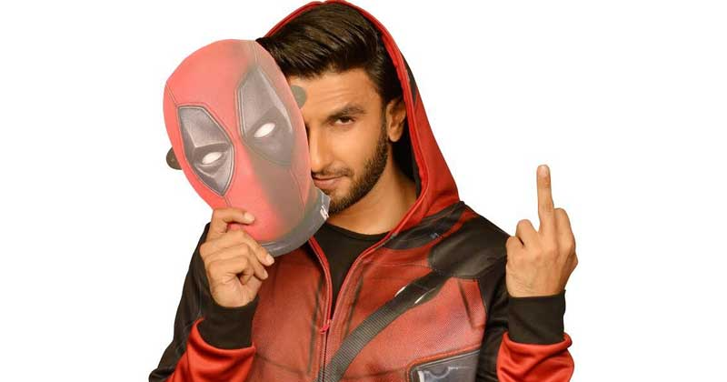 Deadpool 2 Hindi Ranveer Singh