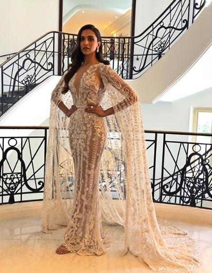 Deepika Padukone Cannes 2018