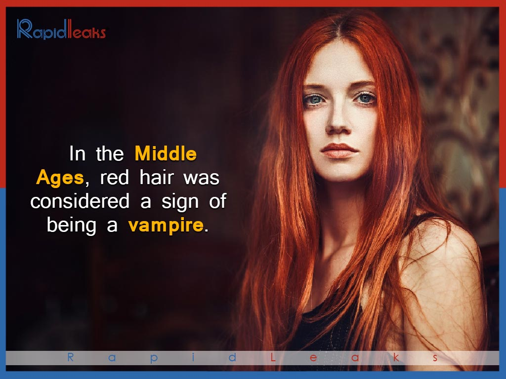 Redhead Facts