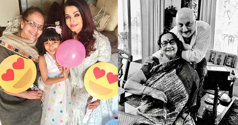 This Is How Bollywood Celebrated Mother's Day This Year