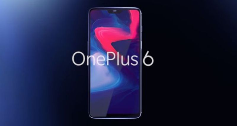 OnePlus 6 launched in India