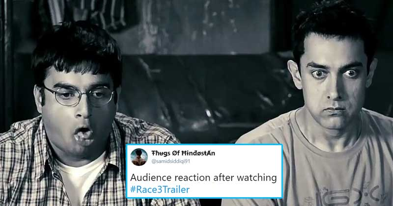 People Are Trolling Race 3 Trailer Hard On Twitter