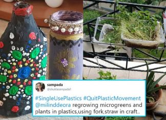 Quit Plastic Movement