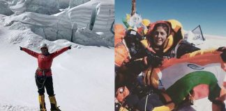 Sangeeta Sindhi Bahl Mount Everest Summit