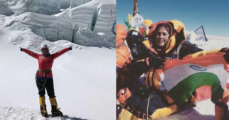 Sangeeta Sindhi Bahl Mount Everest Summit