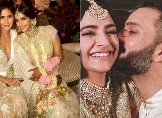 Sonam Kapoor's Mehendi And Sangeet Function