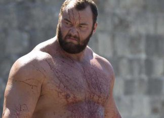 The Mountain World's Strongest Man
