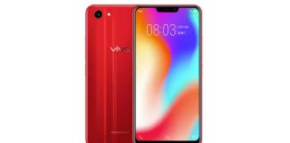 Vivo Y83 Bezel-Less Display