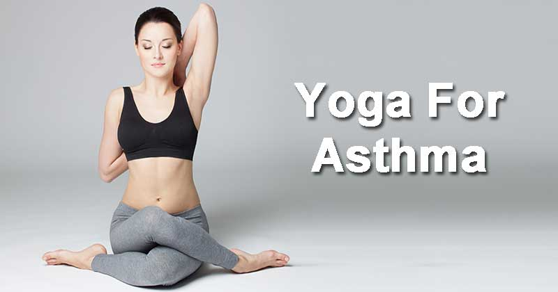 yogasan for asthma