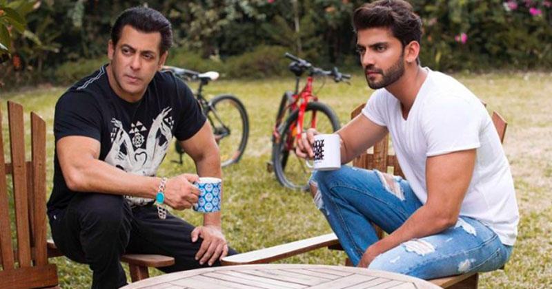 Salman Launched Zaheer