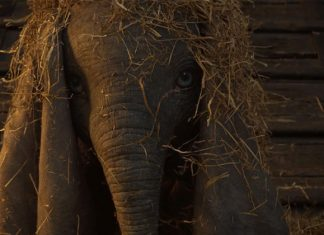Dumbo teaser