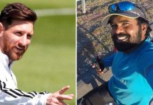 Messi indian fan cycled all the way from India to Russia